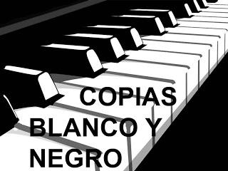 Fotocopias Baratas en Blanco y Negro